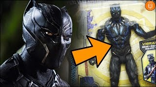 Black Panther NEW Suits & Film Plot point Revealed?