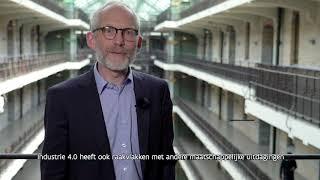 Industrie 4.0 in Vlaanderen volgens transitiemanager Leo van de Loock (VLAIO)