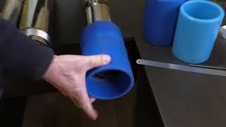 видео Какие бывают аппараты для сварки труб ПНД