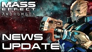 Mass Effect: Andromeda News | New Leaked Character, Multiplayer Details, Squadmate Info, & More!