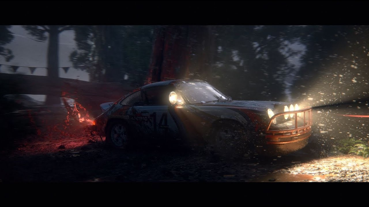 Porsche 911 Carrera SC Safari in V-Rally 4 - YouTube