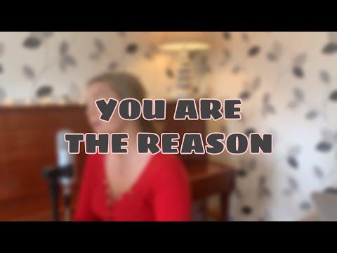 Callum Scott - You Are The Reason | Megan Kate Cover💕