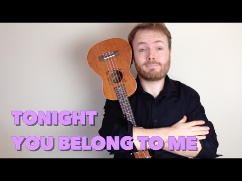Tonight You Belong To Me - Steve Martin