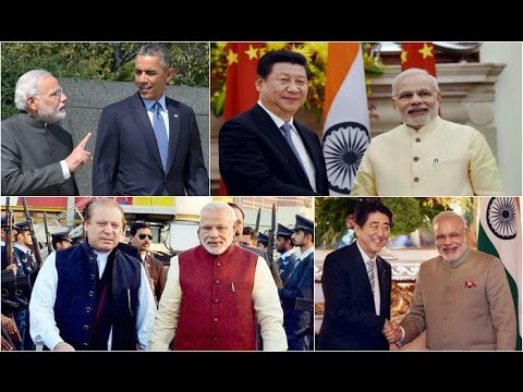 2 Years of PM Modi's Foreign Policy: Latitude