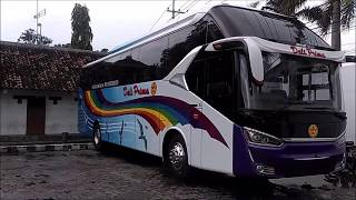 Review bus Legacy SR2 HD PRIME DALI PRIMA