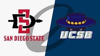 San Diego State vs. UC Santa Barbara - D1A Rugby