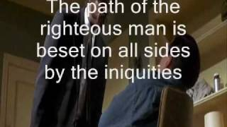 Pulp Fiction - Bible Quote
