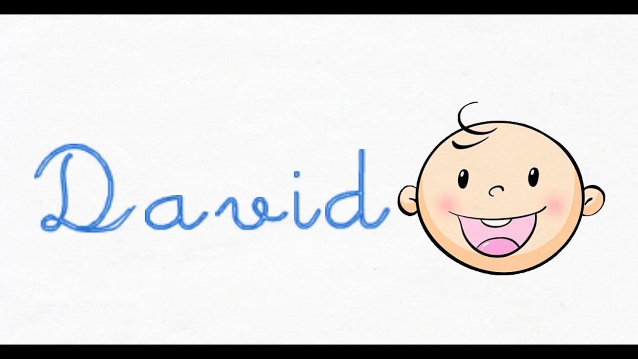 El origen del nombre David - Nombres para bebés