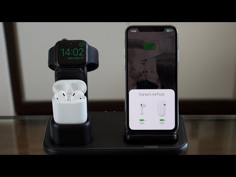 The Best Way To Charge Your Apple Devices!!