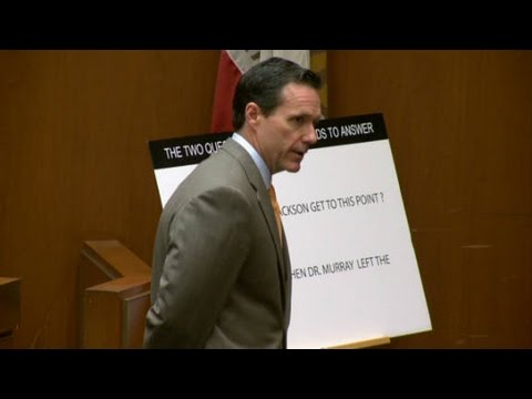 murray defense makes opening statement youtube