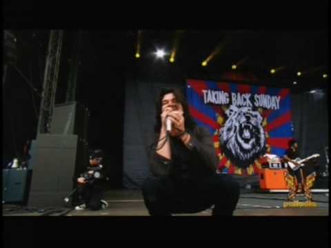 Taking Back Sunday - New Again - Sonisphere 09