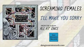 Screaming Females - I'll Make You Sorry (Official Audio)