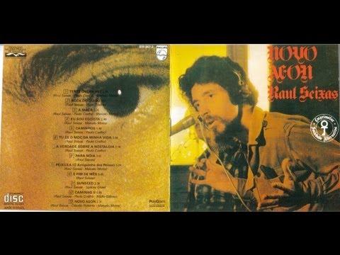 Raul Seixas - Novo aeon - 1975 (álbum completo)