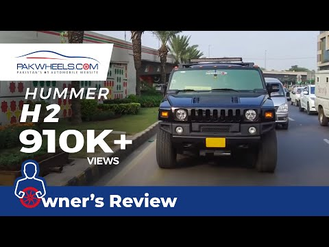 Hummer H2 | Owners Review: Price, Specs & Features | PakWheels