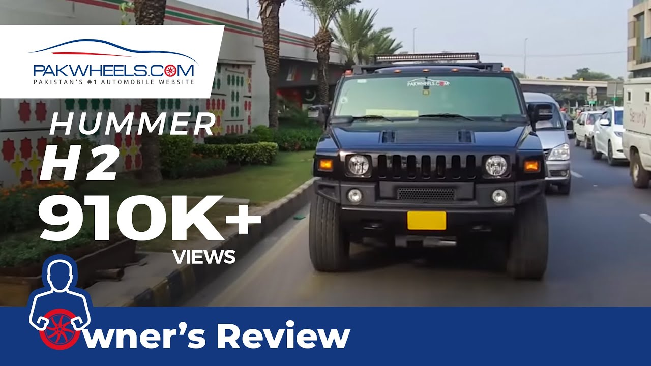 hummer h2 owners review price specs features pakwheels [ 1280 x 720 Pixel ]