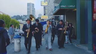 Honor Brass Band  |  North Beach March