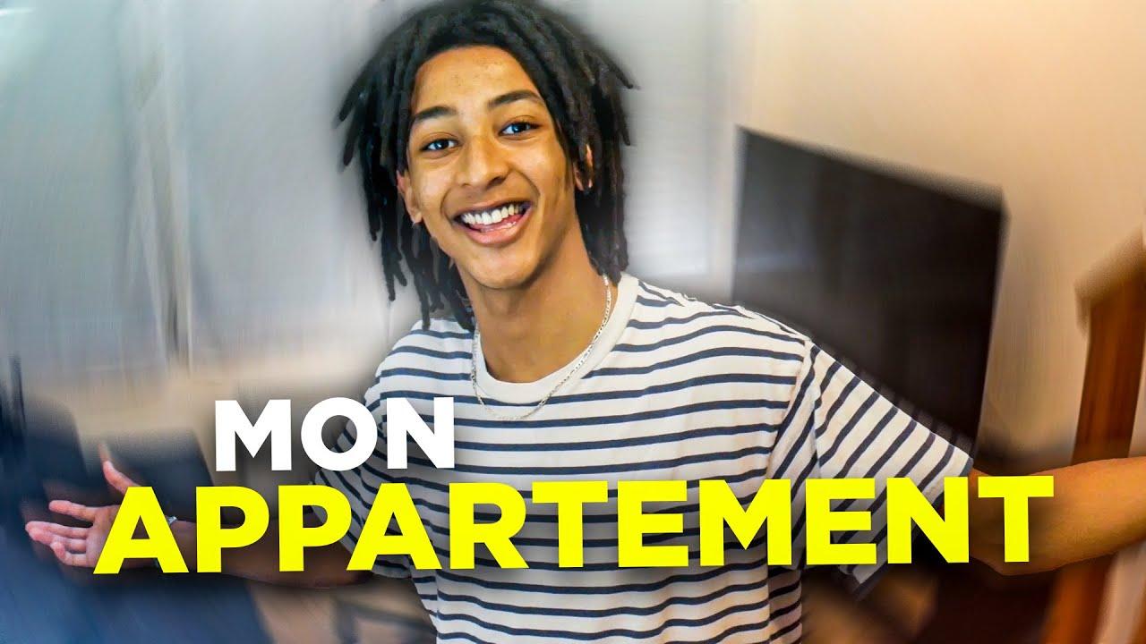 Viens voir, j'ai mon premier appartement !
