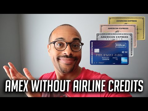 American Express Post Airline Credit Hack
