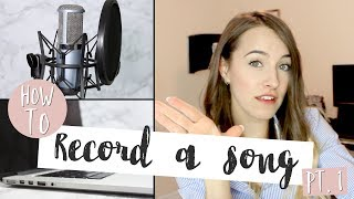 Download A BEGINNER'S GUIDE to Recording (Part 1: Equipment) MP3 song and Music Video