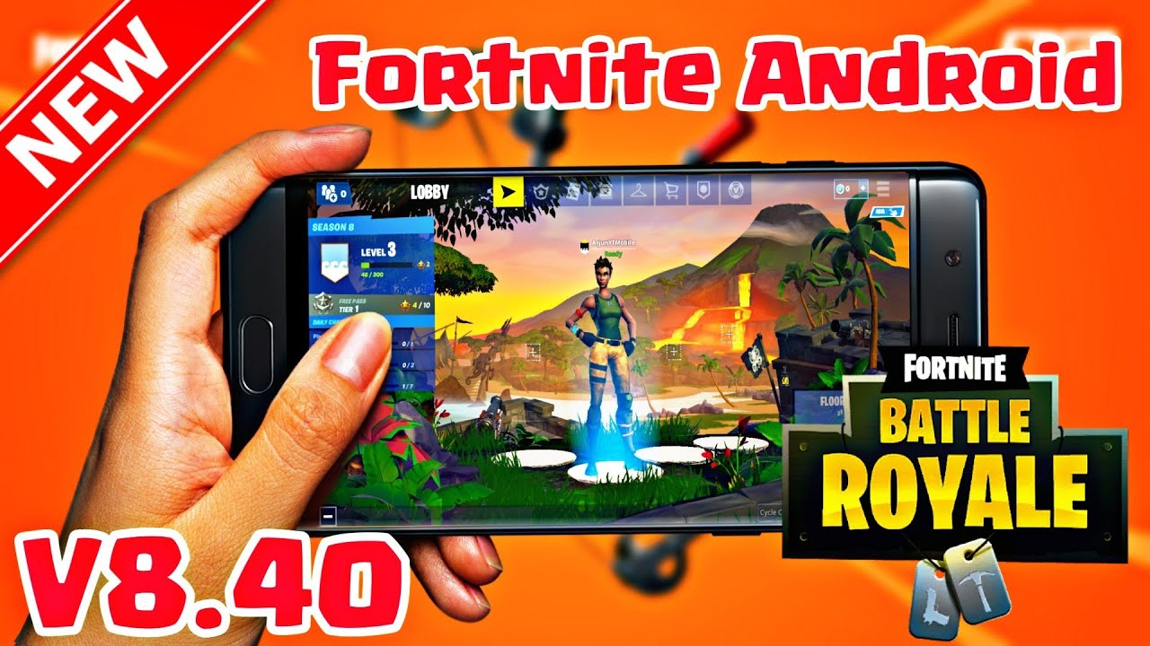 fortnite mobile download link for android