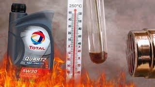 Total Quartz Ineo LongLife 5W30 Jak czysty jest olej silnikowy?