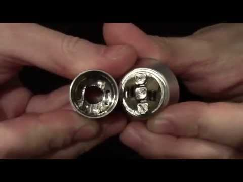 VapeJam Lethal RDA clone by Angelcigs Review