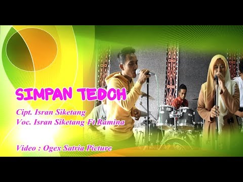 ISRAN SIKETANG Ft RAMINA MUNTHE -  SIMPAN TEDOH  (Official Video Clip) HD