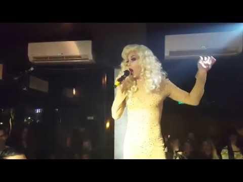 Sherry Vine  - Queens Club Bucharest