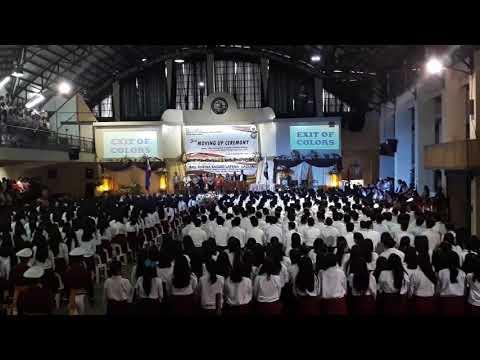 Baguio City National High School Hymn