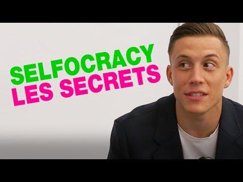 Loïc Nottet revèle les petits secrets de Selfocracy