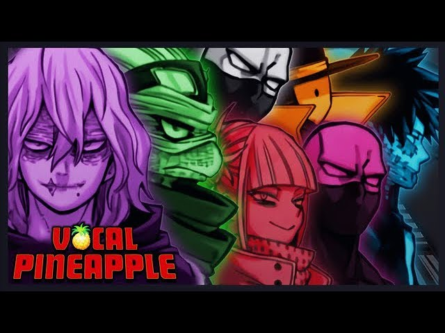 The League Of Villain S Members Quirk Details 25 Members My Hero Academia Villains Explained Youtube The main antagonists of the internship arc. my hero academia villains explained