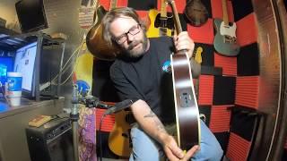 Yamaha APXT2 3/4 size guitar review