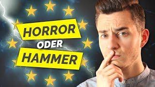 Vereinigte Staaten von EUROPA: Vor- & Nachteile!