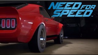 NEED FOR SPEED: Ford Mustang Boss 302 1969 Outlaw Build