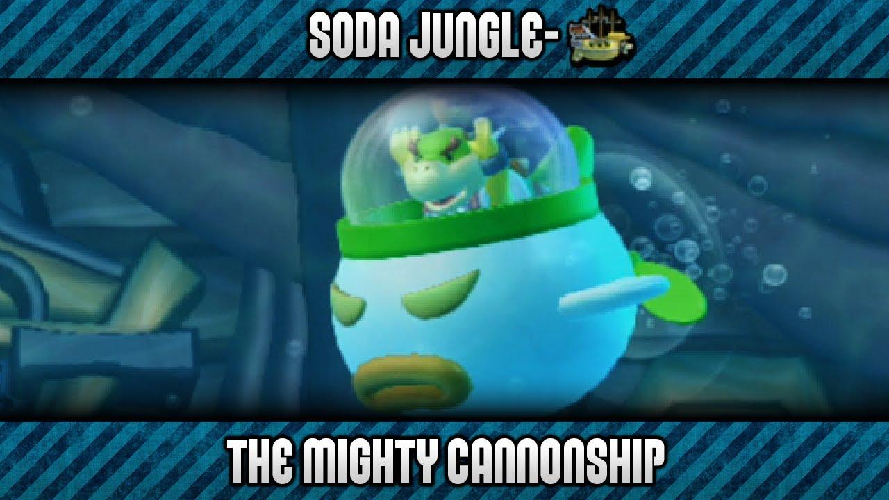New Super Mario Bros U 100 Soda Jungle Ghost House Which Way