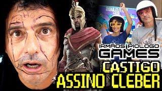 👾 Castigo ASSINO CLEBER - Irmãos Piologo Games DICAS