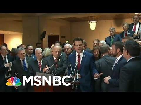 Republican Impeachment Defense A String Of Bad Faith Complaints | Rachel Maddow | MSNBC