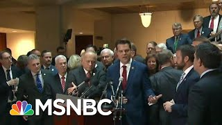 Republican Impeachment Defense A String Of Bad Faith Complaints | Rachel Maddow | MSNBC
