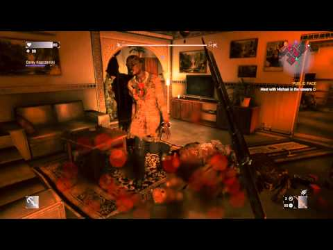 Dying Light Quarantine Zone [Striped Dragon Hotel] |