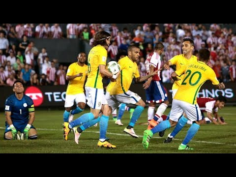 Download Paraguay Vs Brazil (2-2) All Goals & Highlights |HD| 2018 World Cup Qualification (CONMEBOL)