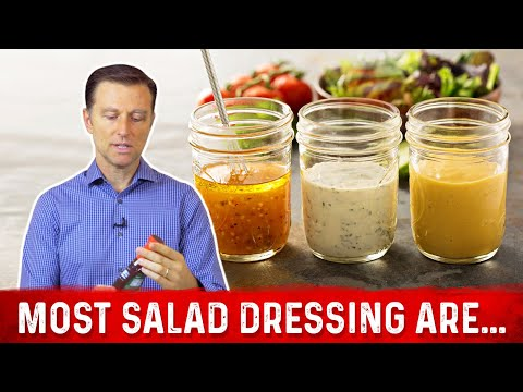 Finding a Good Salad Dressing is Not Easy