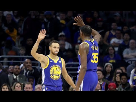Best of the Warriors' 3rd Quarter vs. Sixers | November 18, 2017