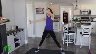 5 min Lower Body Dynamic Warm Up