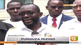 Ekuru Aukot apewa mualiko bunge la Nakuru