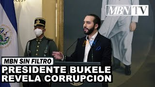 Gobierno del Presidente Nayib Bukele Revela La Verdad de los Mismos de Siempre | MBN SIN FILTRO