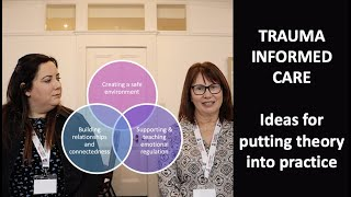 TRAUMA INFORMED CARE | Ideas for putting theory into practice