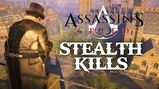 Assassin S Creed Syndicate Stealth Gameplay Stealth Kills Assassinations