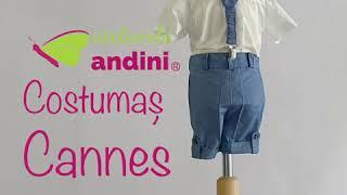 Costumaș Botez Cannes - Atelierele Andini