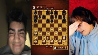 Skeppy VS BadBoyHalo - Chess Match