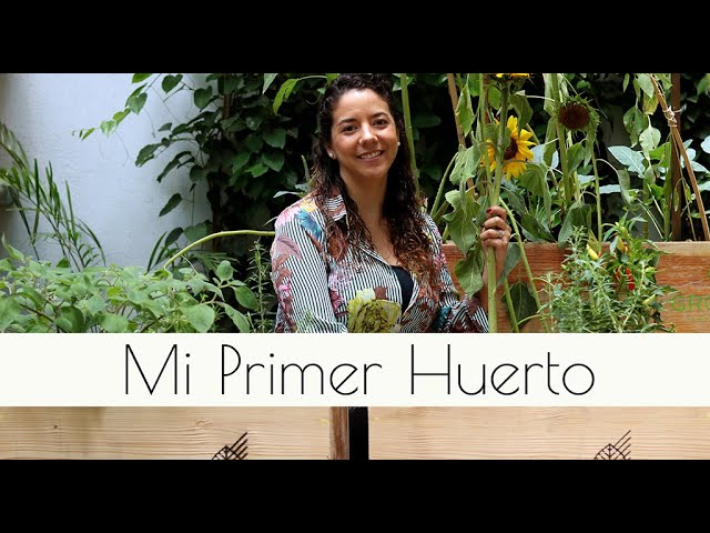 Mi Primer Huerto - GrowUp